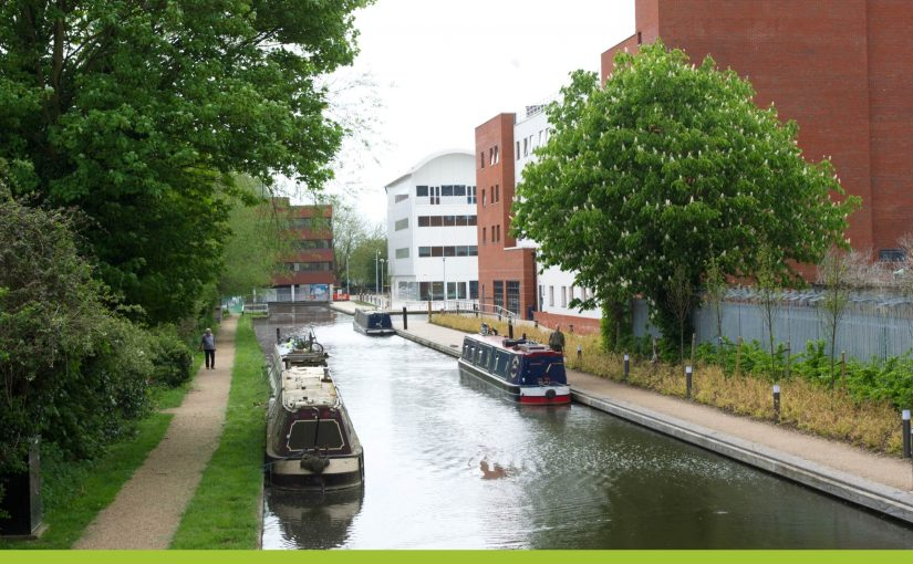 Aylesbury Canal 2018