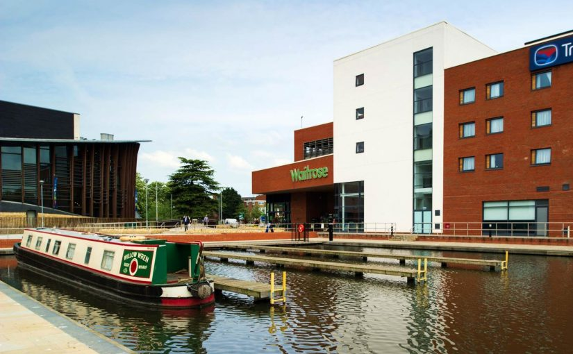 Waterside Plaza, Aylesbury
